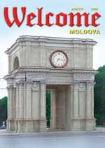 August 2003 Welcome Moldova Magazine